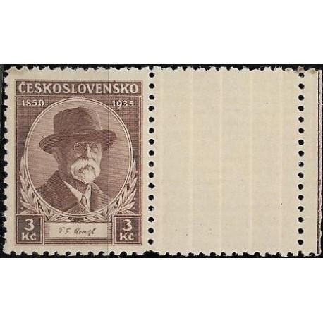 288.-,KP, 85. narozeniny T.G.Masaryka,*,**,
