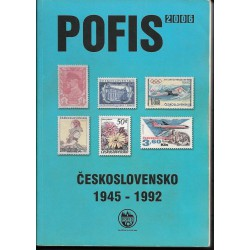 ČESKOSLOVENSKO 1945- 1992, NOVINKA !!!
