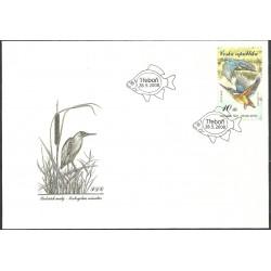 """563- 566.,FDC, Ochrana přírody- Třeboňsko,o"""","""
