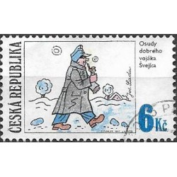 155.- Český kreslený humor- Osudy dobrého vojáka Švejka,o,