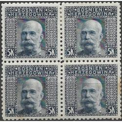 BH44.-,čtbl, císař František Jozef I.,*,**,