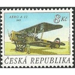 127.- Čs historická letadla,**,