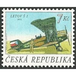 126.- Čs historická letadla,**,