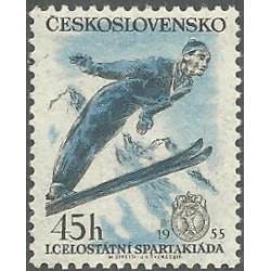 815.- I. Celostátní spartakiáda 1955,**,